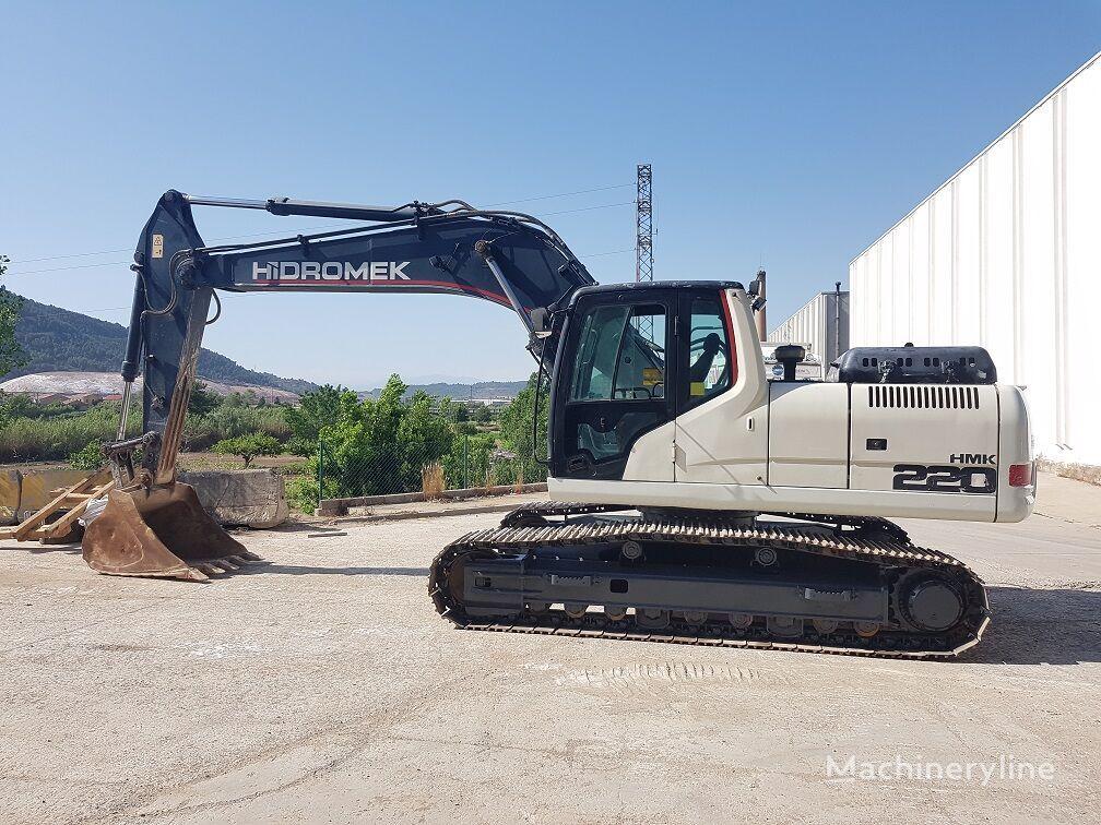 HIDROMEK  HMK 220 LC-3 tracked excavator