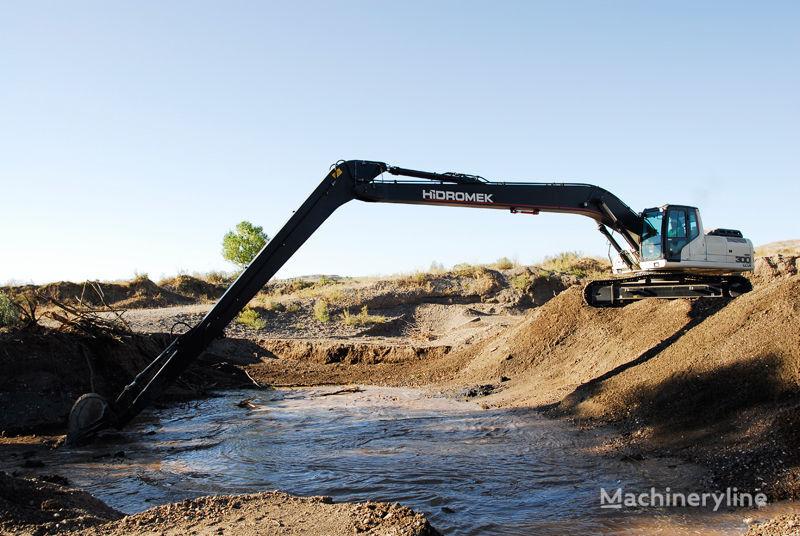 new HIDROMEK  HMK 300LC LR tracked excavator