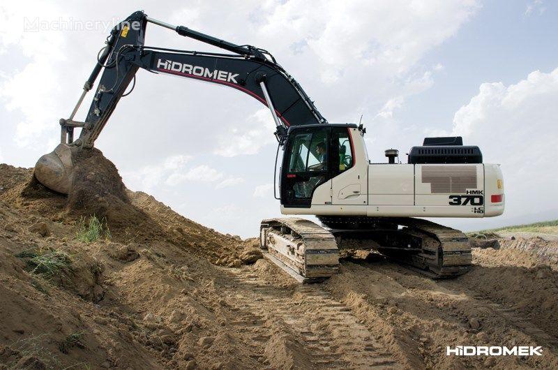 new HIDROMEK  HMK 370LC HD tracked excavator