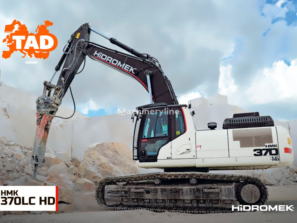 new HIDROMEK  HMK 370LC HD tracked excavator