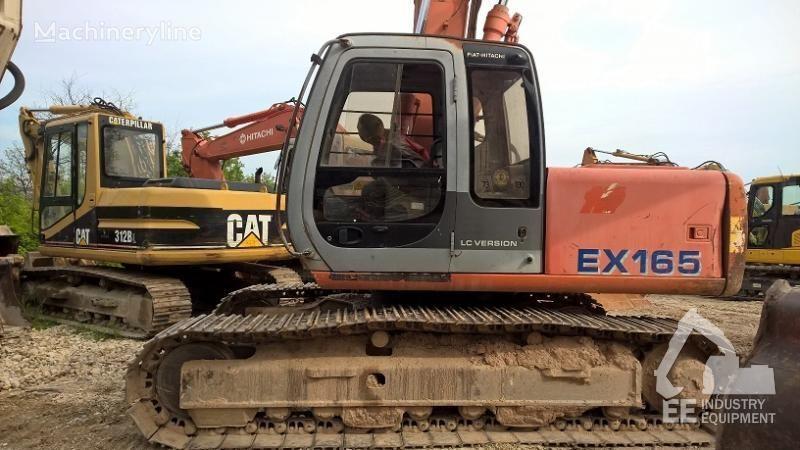 HITACHI EX 165 LC tracked excavator