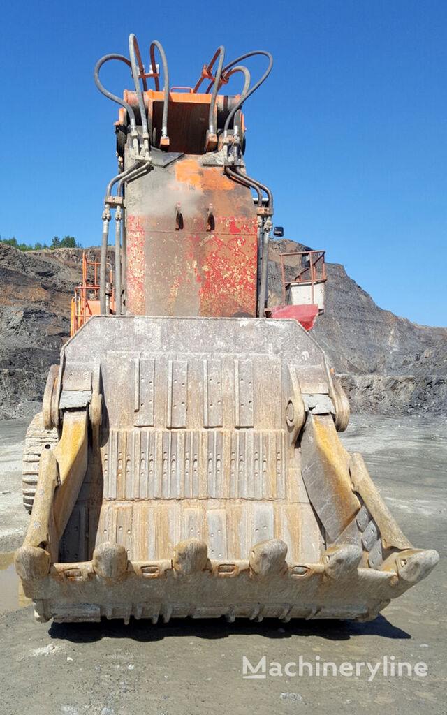 HITACHI Hitachi EX1200-5D pryamaya lopata tracked excavator
