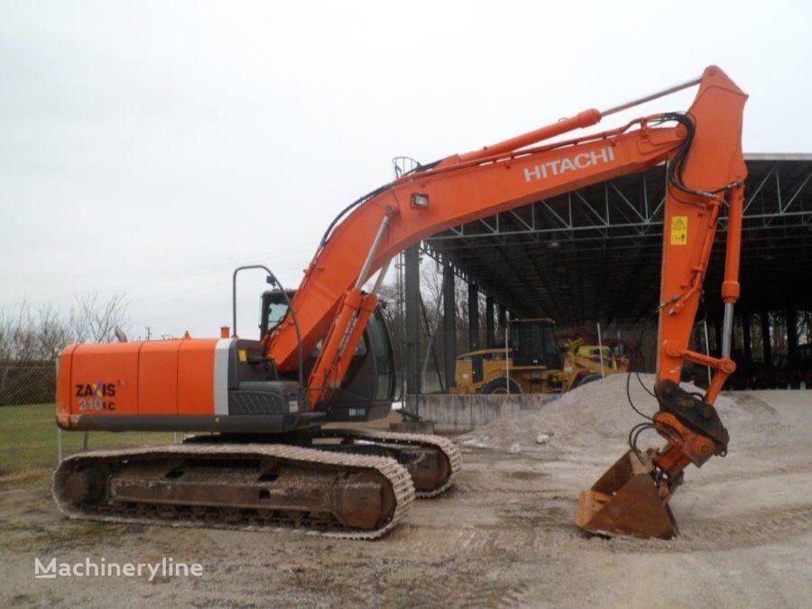 HITACHI ZAXIS  tracked excavator