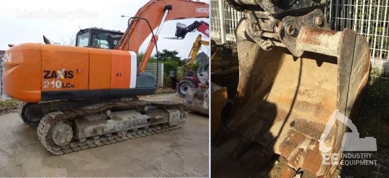 HITACHI ZX 210 LCN-3 tracked excavator