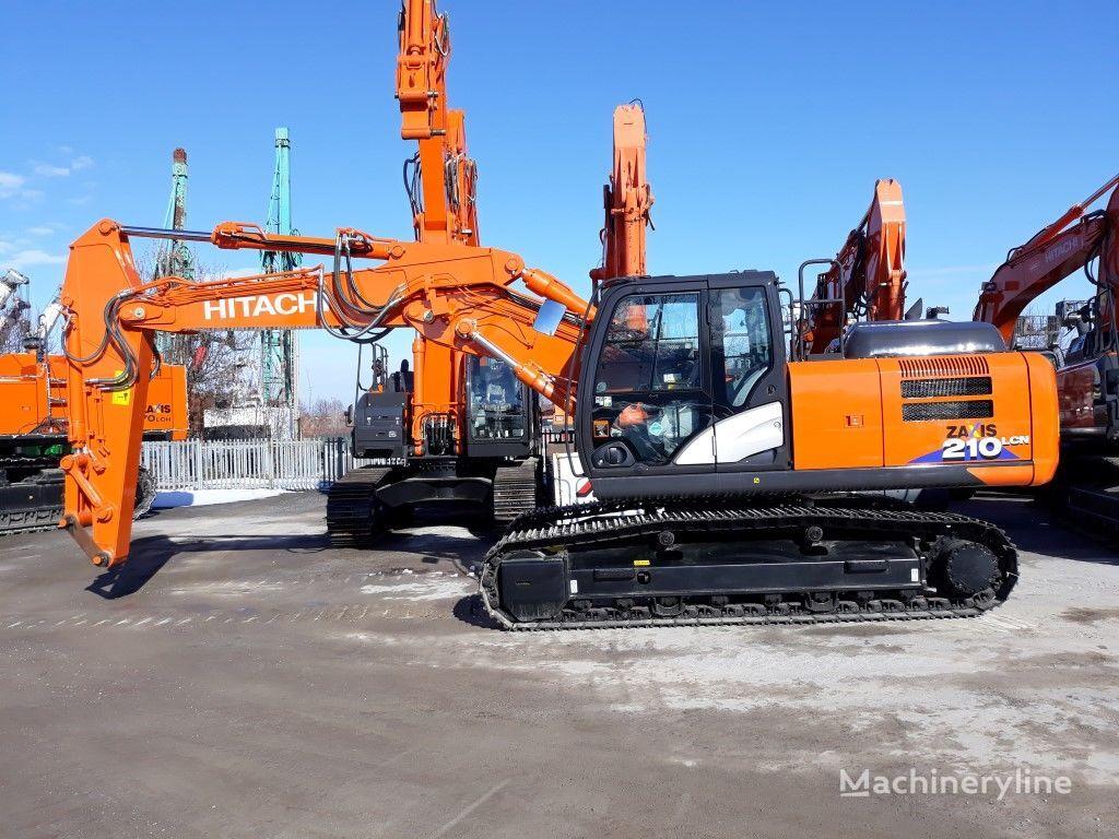 new HITACHI ZX 210LCN-6  tracked excavator