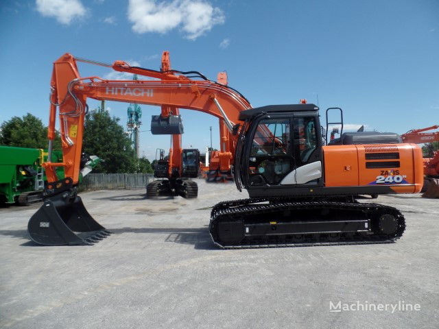 new HITACHI ZX 240N-6  tracked excavator