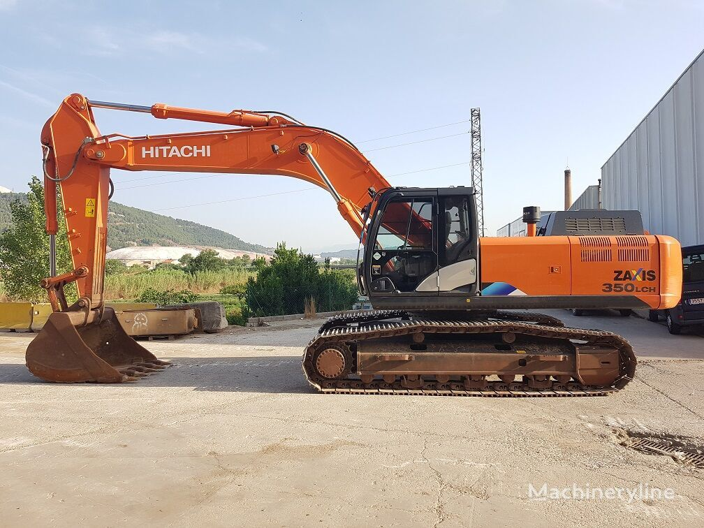 HITACHI ZX350 LCH-5A tracked excavator