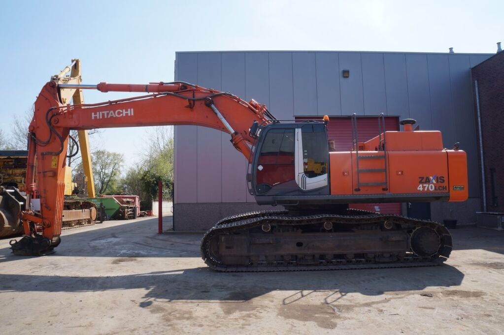 HITACHI ZX470LCH-3 tracked excavator
