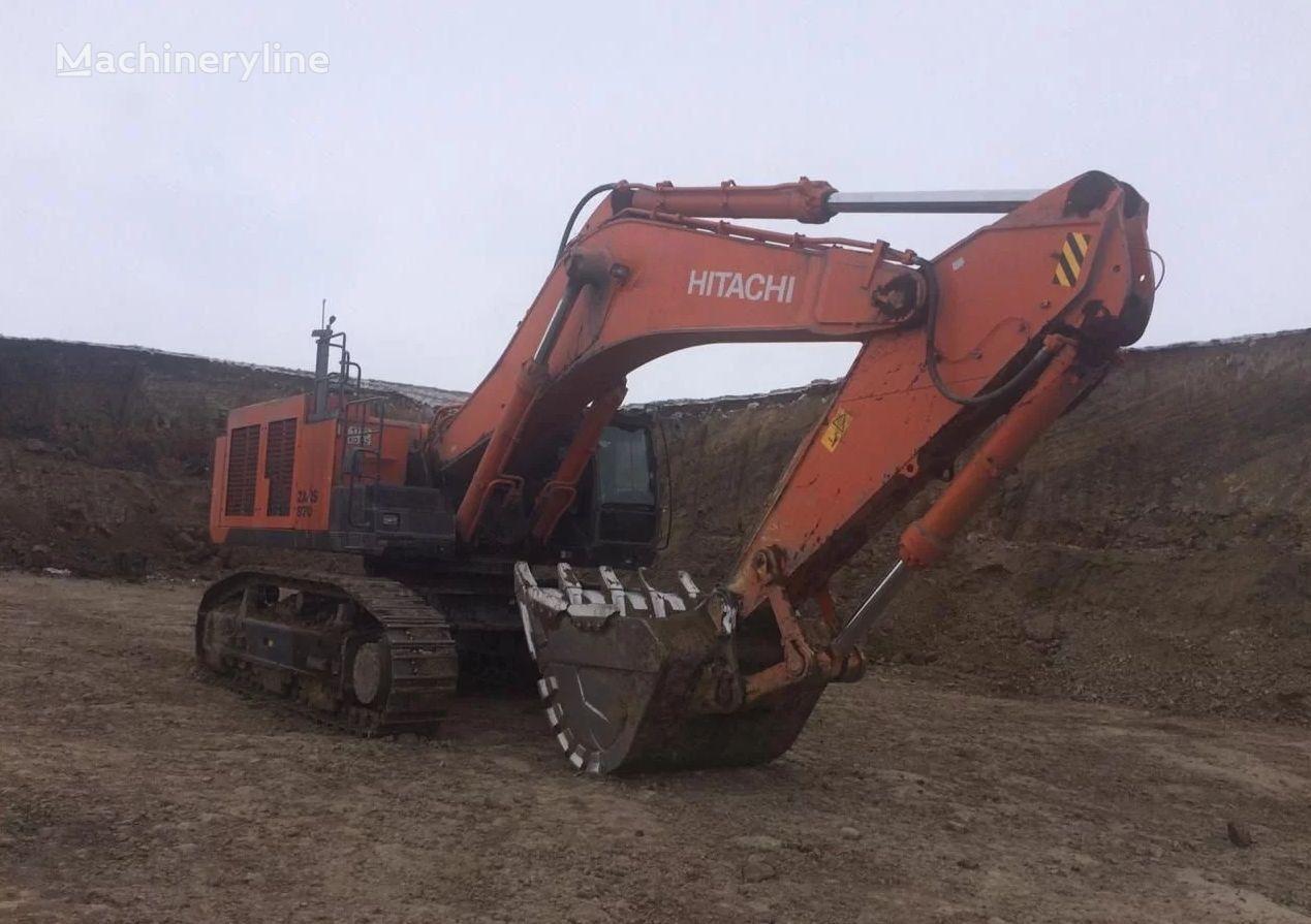 HITACHI ZX870 tracked excavator