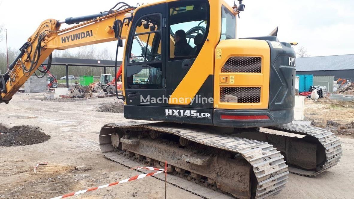 HYUNDAI HX145LCR tracked excavator