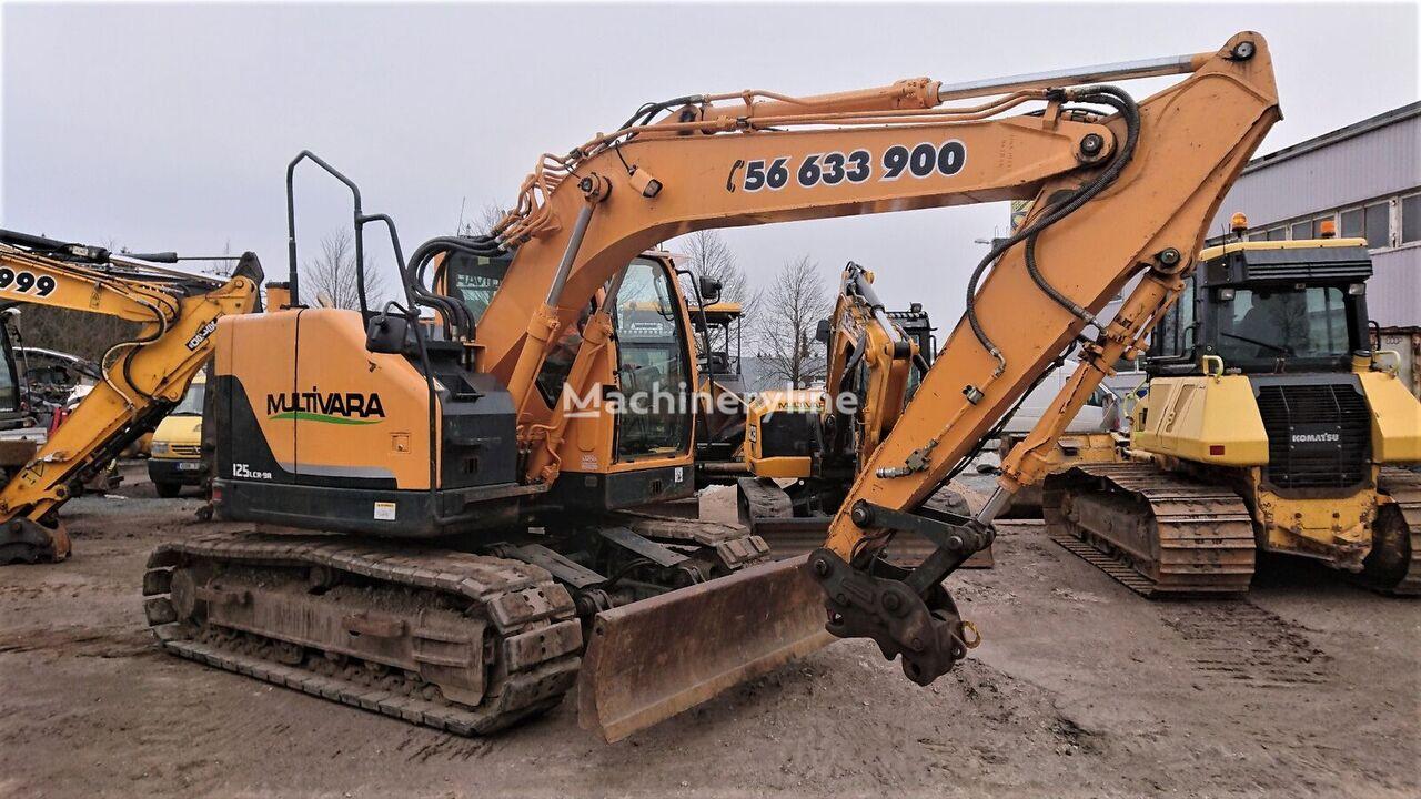 HYUNDAI R125 tracked excavator