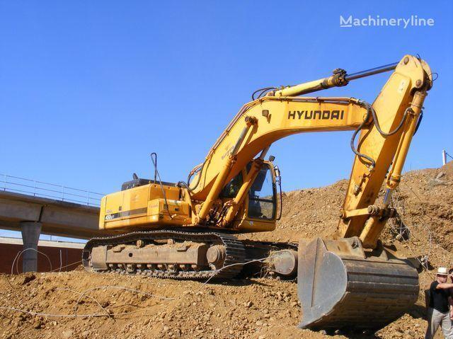HYUNDAI R450 LC7 tracked excavator