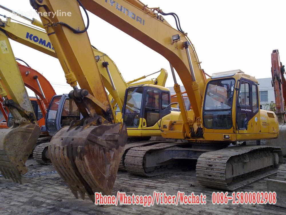 HYUNDAI ROBEX 220 tracked excavator for parts