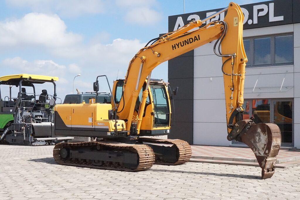 HYUNDAI Robex 140 LC-9 tracked excavator