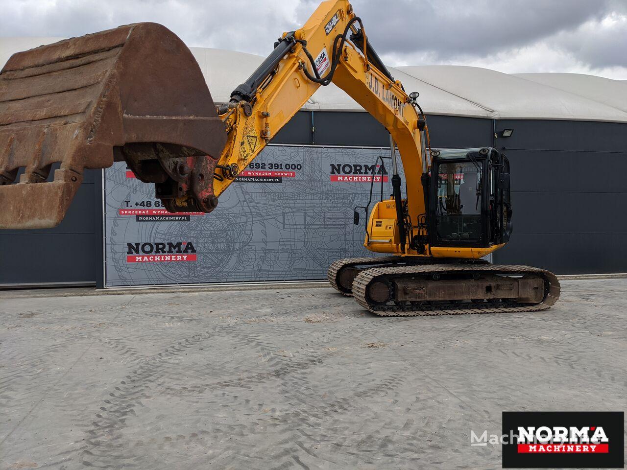 JCB JS 130 LC tracked excavator