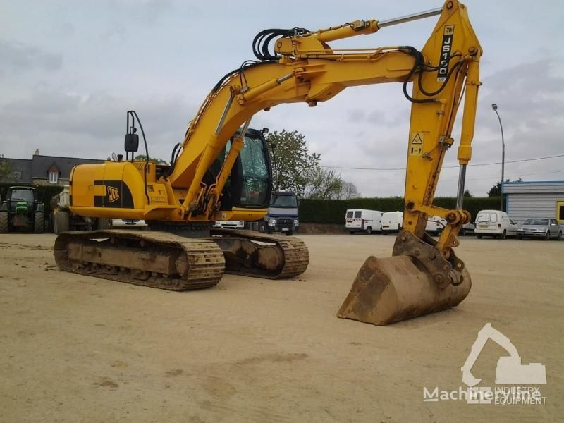 JCB JS 190 LC tracked excavator