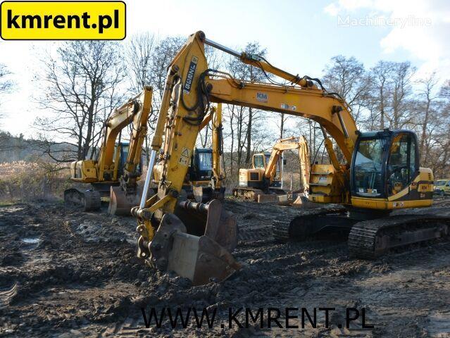 JCB JZ 235 tracked excavator