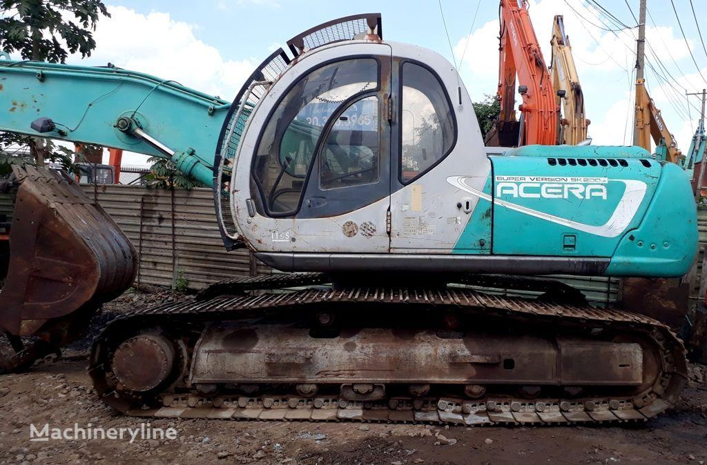 KOBELCO SK200LC-2 tracked excavator