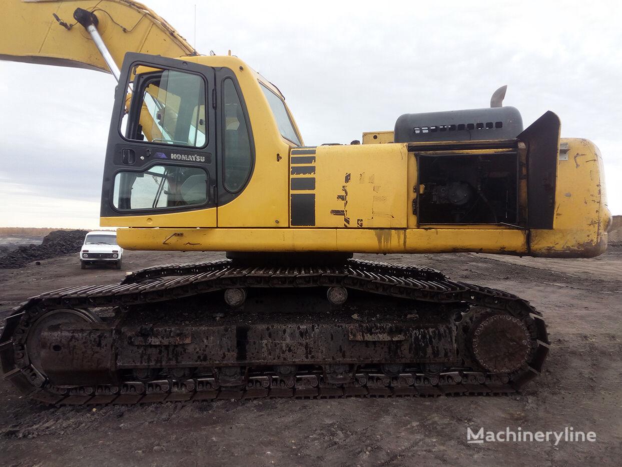 KOMATSU Komatsu PC400-6 tracked excavator