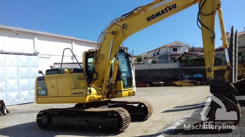 KOMATSU PC 130 LC-8K tracked excavator