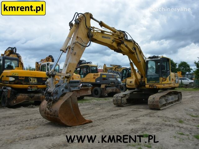 KOMATSU PC 210 LC | 240 260 LIEBHERR 914 906 CAT 320 323 324 JCB CASE 24 tracked excavator