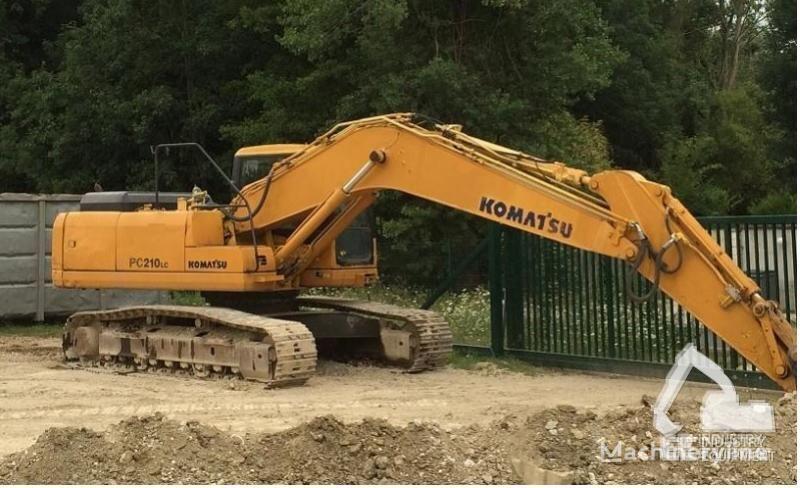 KOMATSU PC 210 LC-7K tracked excavator