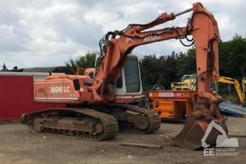 KOMATSU PC 240 NLC-6K tracked excavator