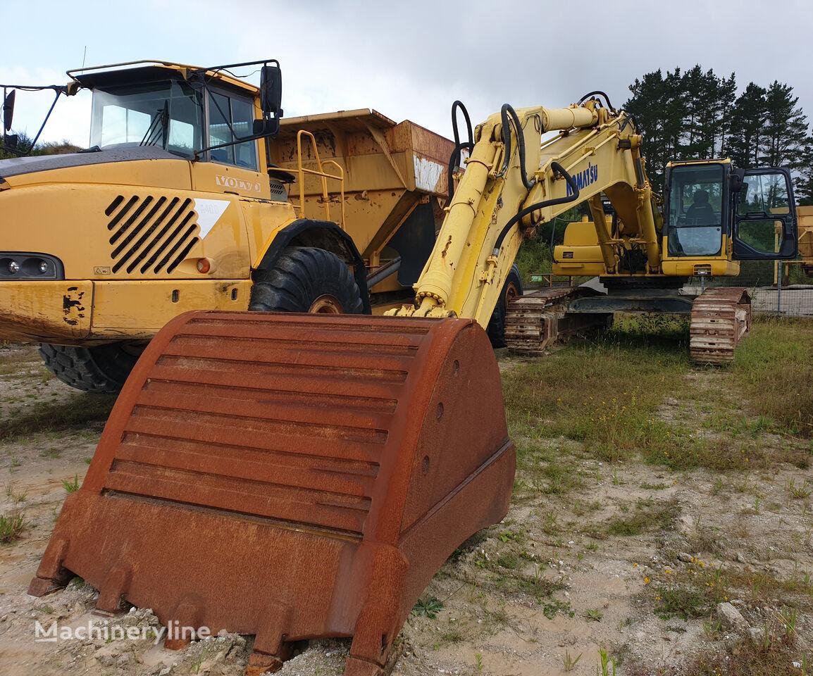 KOMATSU PC 450-7 tracked excavator