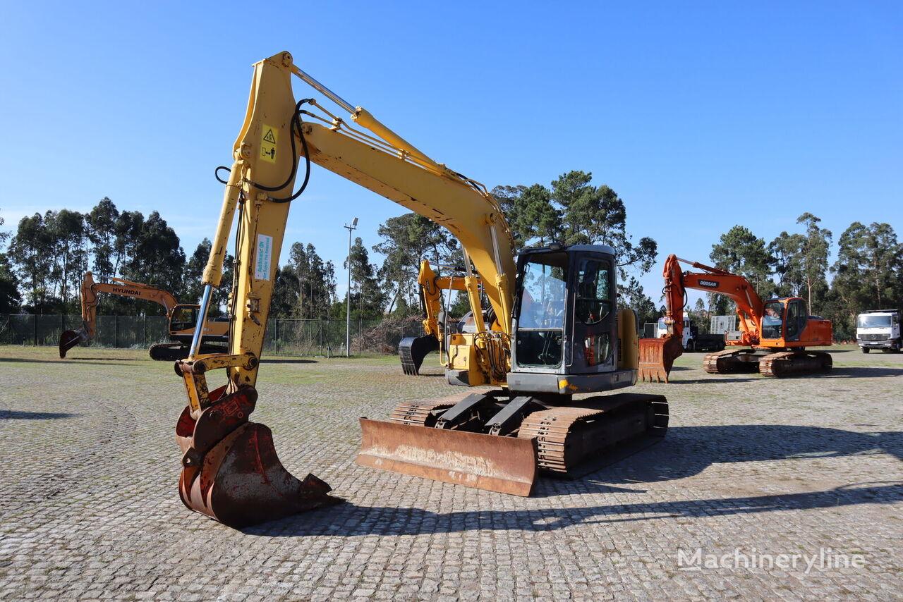 KOMATSU PC138US-2E1 tracked excavator