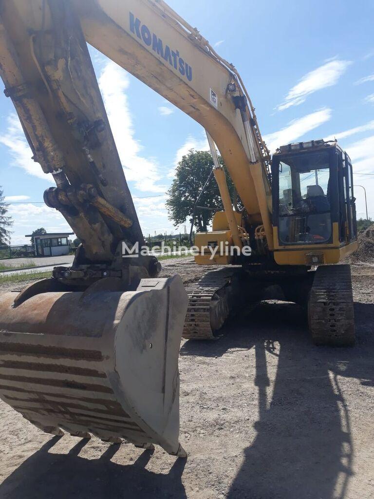 KOMATSU PC230 NHD-8 tracked excavator