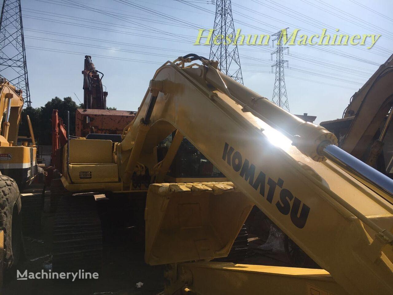 KOMATSU pc200-6 tracked excavator