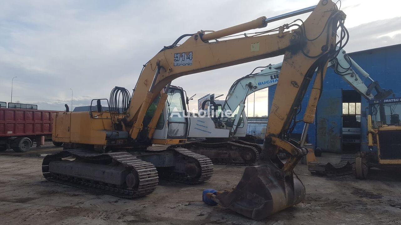 LIEBHERR 914 tracked excavator