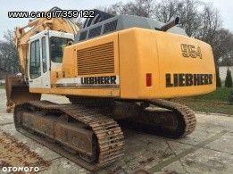 LIEBHERR 954b  tracked excavator for parts