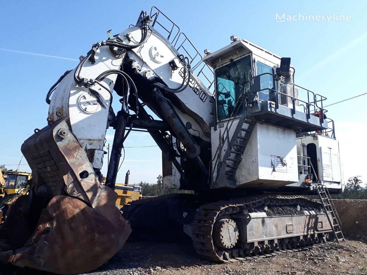 LIEBHERR Liebherr R 9250 tracked excavator