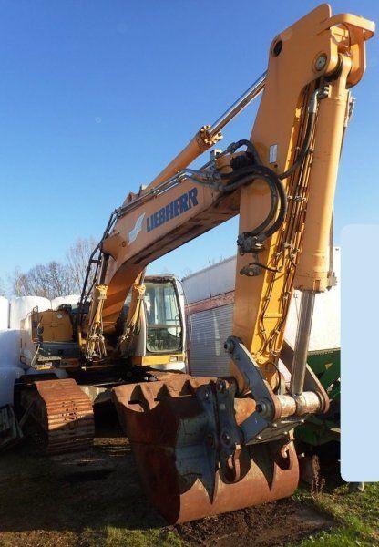 LIEBHERR R 944 C HDS tracked excavator