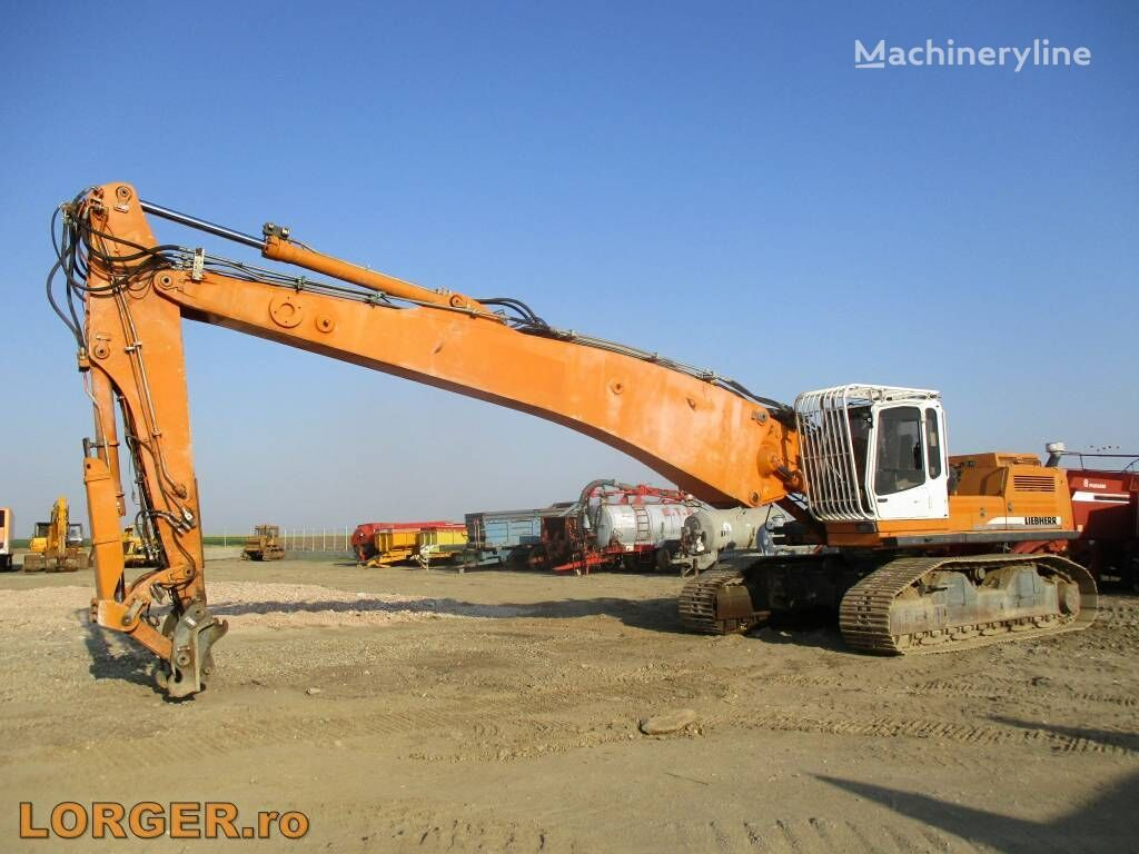LIEBHERR R 944B VHHD tracked excavator