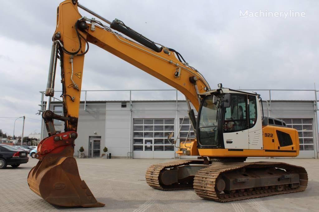 LIEBHERR R922LC Litronic tracked excavator