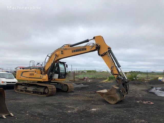 LIEBHERR R926 EC tracked excavator