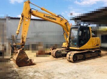 LIUGONG 915D tracked excavator