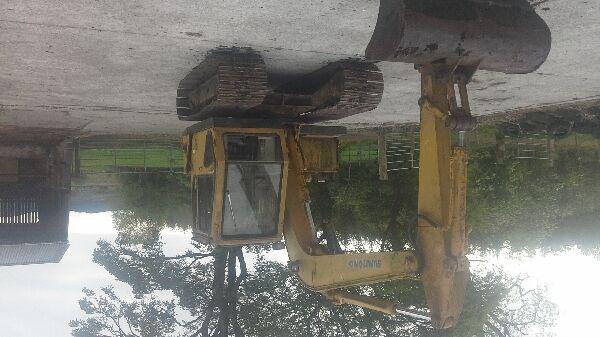 SUMITOMO Sh60 Sh60 tracked excavator