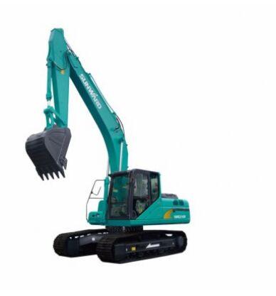 new SUNWARD SWE 150 F tracked excavator