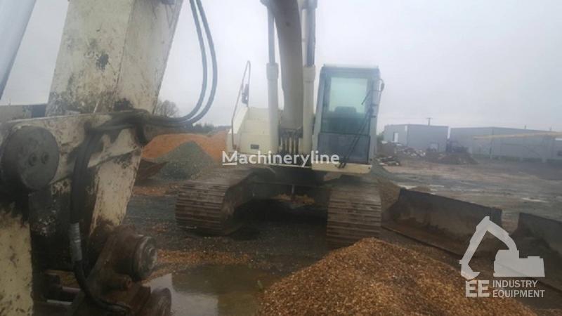 TEREX TC 210 LC tracked excavator