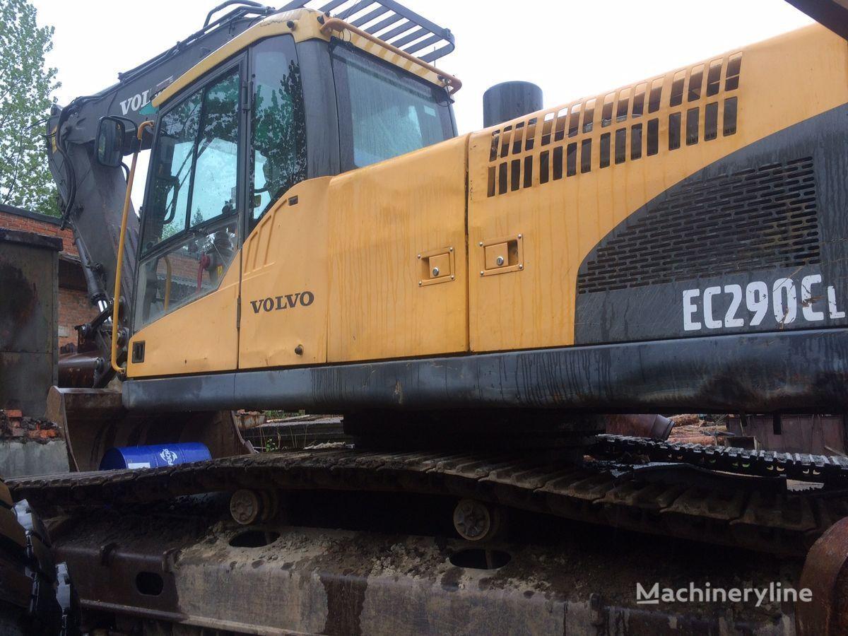 VOLVO 290 tracked excavator