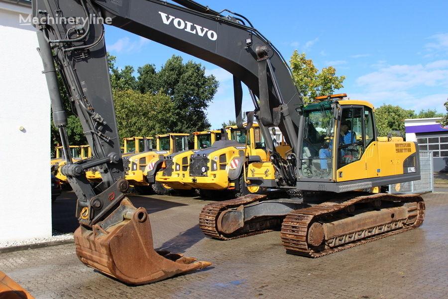 VOLVO EC 290 CL tracked excavator
