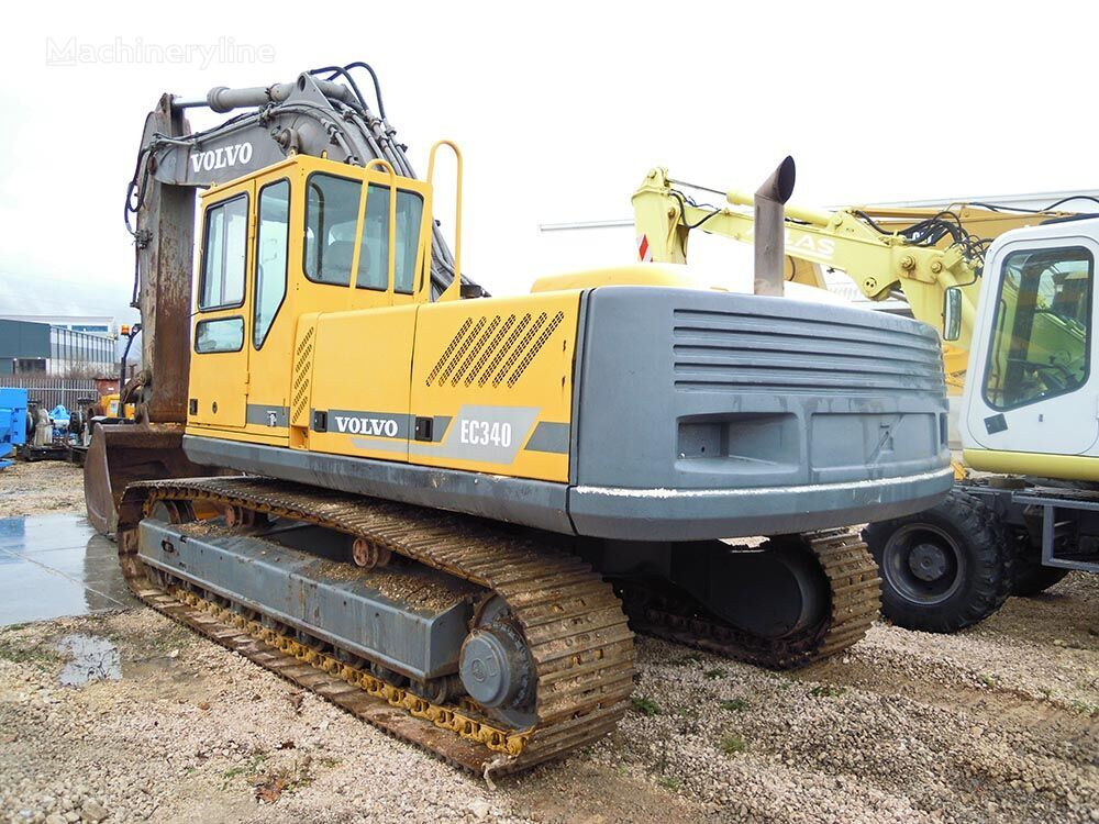 VOLVO EC 340 tracked excavator