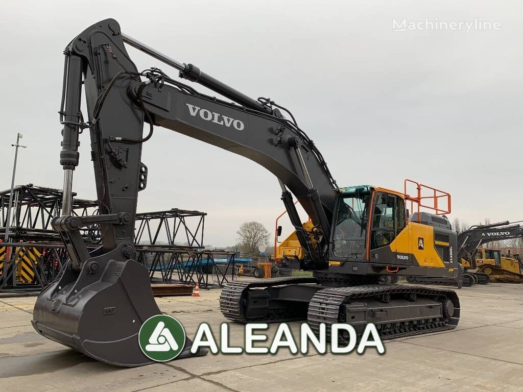 VOLVO EC 480 EL tracked excavator