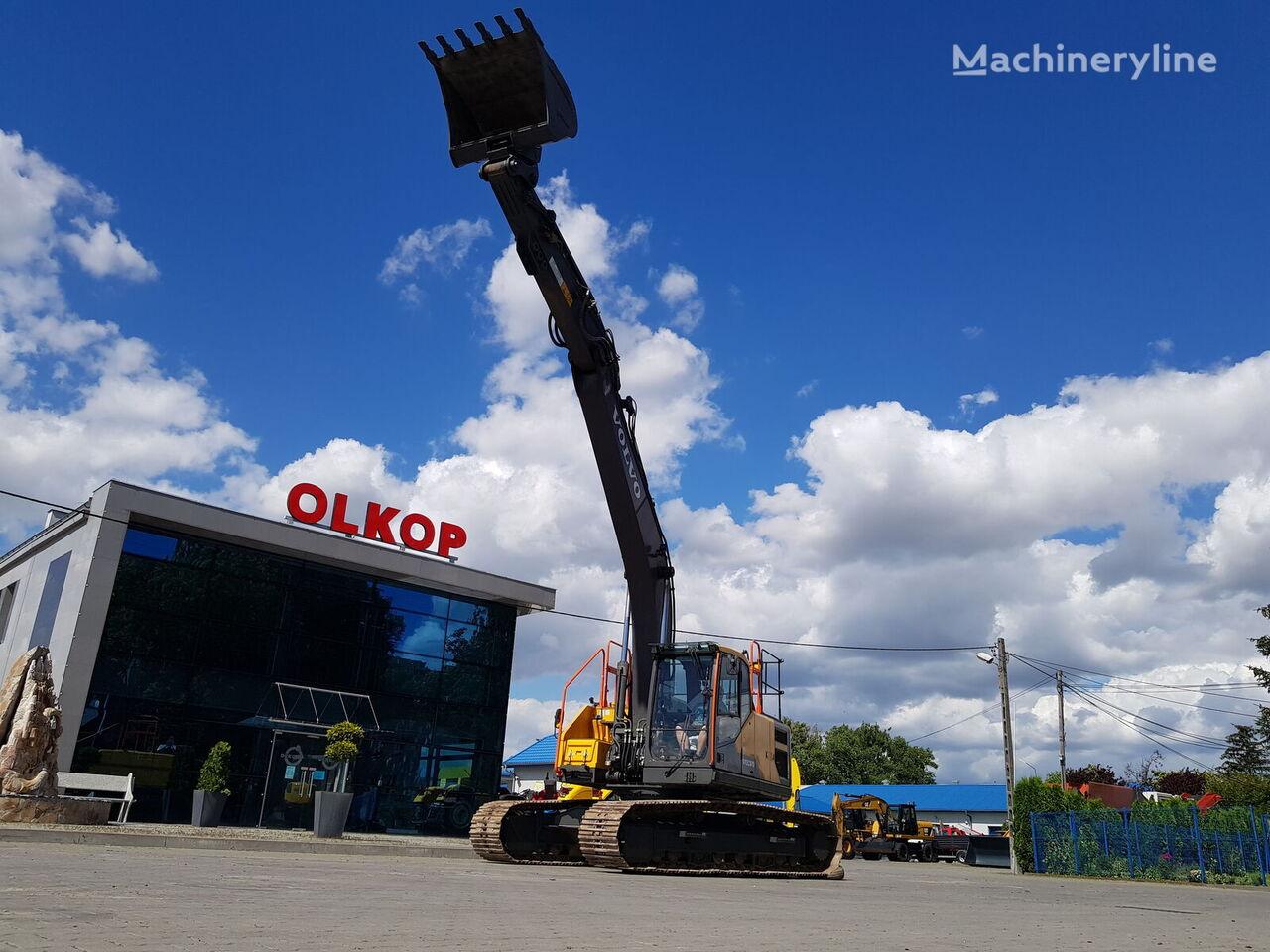 VOLVO  EC220 EL  tracked excavator