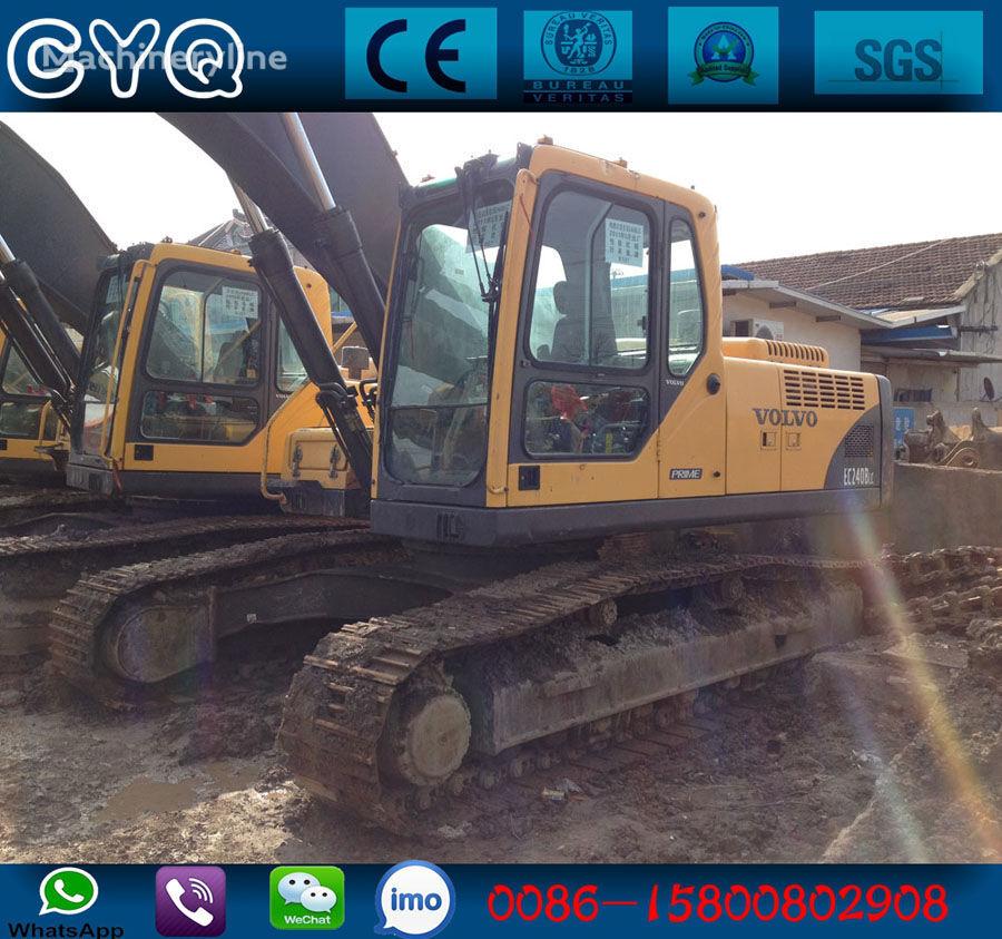 VOLVO EC240BLC tracked excavator