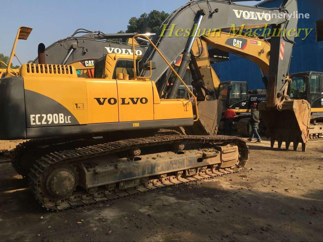 VOLVO EC290BLC tracked excavator
