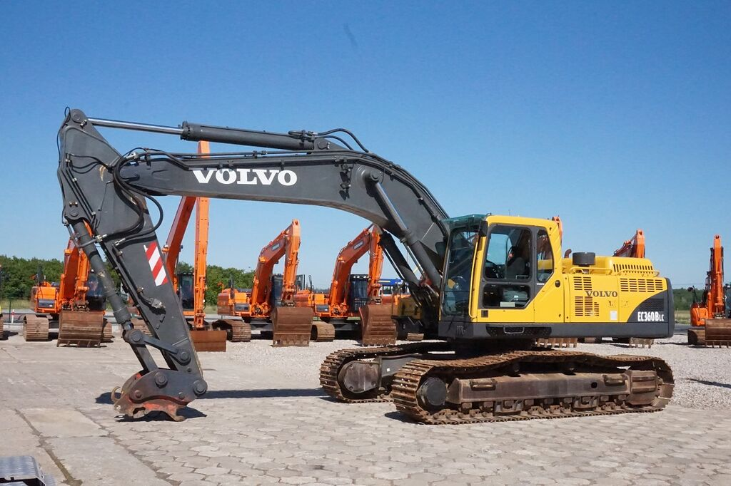 VOLVO EC360 BLC tracked excavator